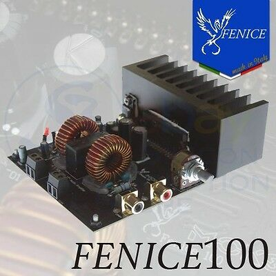 "FENICE 100 Bridge - Amplificatore 300W ""Mono"" - T-Amp"