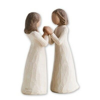 Willow Tree - Sisters by Heart Collectable Beautiful Gift NEW