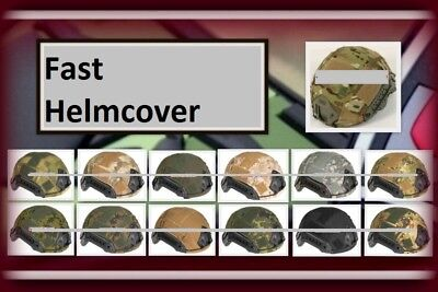 Invader Gear Fast Helmet Cover Helm Helmbezug Paintball FX Simunition Softair