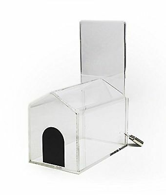 Source One Donation Box with Sign Holder( 1-Small House)