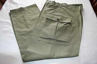 Us American Army Green Hbt Us Trousers Ww2 Repo All Sizes