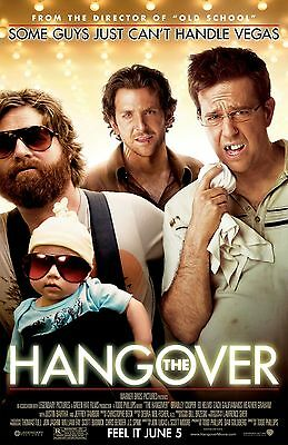 THE HANGOVER 11.5x17 PROMO MOVIE POSTER