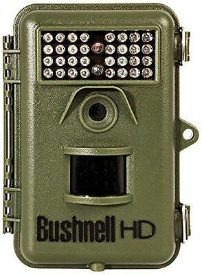 Bushnell Natureview Cam Essential HD, Fototrappola, Verde, 12Mp [Verde] NUOVO