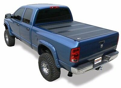 2002-2016 Dodge Ram 1500 6.4ft Bed Bak Bakflip G2 Hard Tri-Fold Tonneau Cover