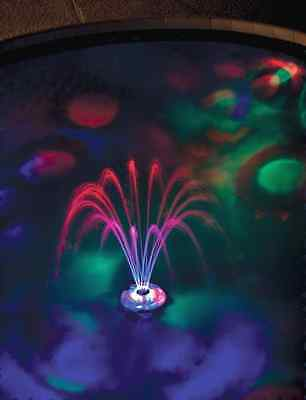 New Underwater Light Show Fountain Pool Accessory Swimming Pool Lights LED Color