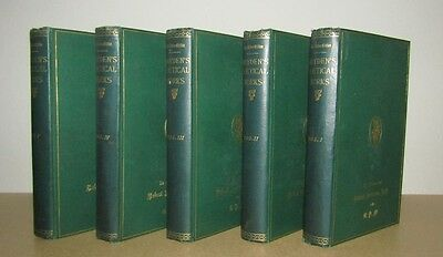 The Poetical Works of John Dryden - The Aldine Edition - Re-issued 1st