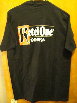 KETEL ONE VODKA Queen City Shootout at Whisky River Charlotte NC T Shirt LRG