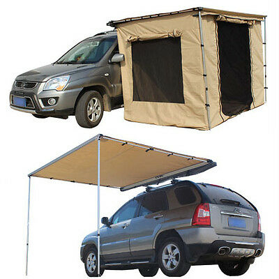 PULL OUT AWNING for 4 x 4 with FULL AWNING CHANGING ROOM and FLOOR van campervan