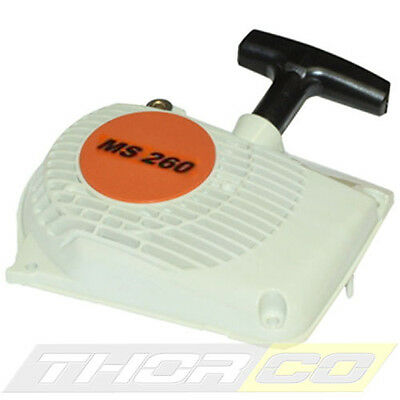 024 , 026 Ms240 Ms260 Stihl Type Recoil Starter Assembly Chainsaw Pull Start New