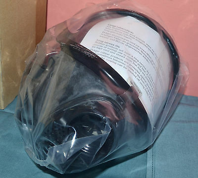 Drager CDR 4500 R55440 Full-Face Safety Mask - NEW