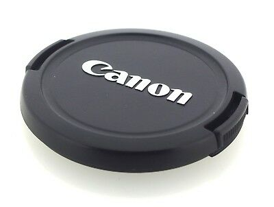 Genuine Canon 58mm Logo Front Lens cap Type E