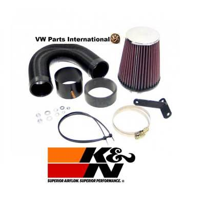 VW Golf MK3 VR6 K&N 57i Air Induction Kit Performance Intake Air Cone Filter Kit
