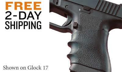 Hogue Handall Full Size Grip Sleeve Glock & Most medium to full-size semi-auto