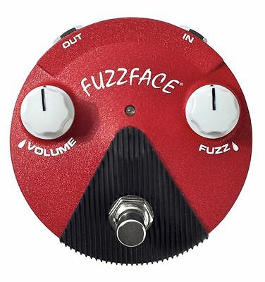 Dunlop Band of Gypsys Fuzz Face Mini Pedal, FFM6, Brand New