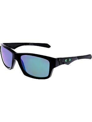 Oakley Men's Mirrored Jupiter SQ OO9135-05 Black Square Sunglasses
