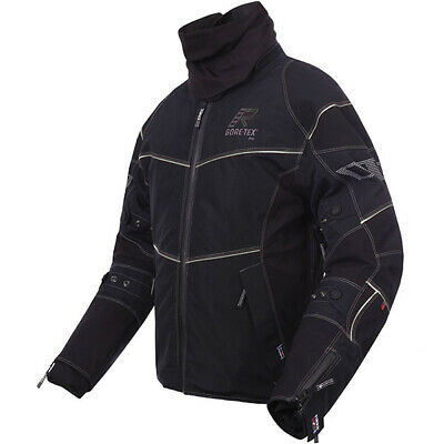 Rukka Armaxion Gore-Tex Waterproof Motorcycle Jacket - Black