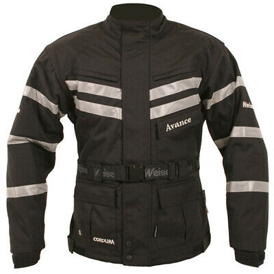 Weise Avance Level 2 CE Approved Armoured Waterproof Motorcycle Textile Jacket