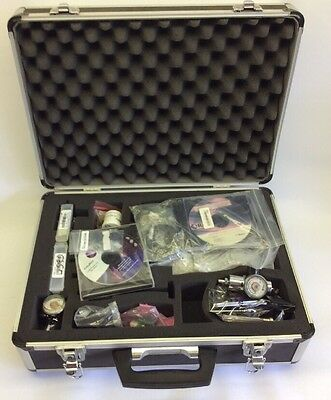 RAE PGM Multi Gas Monitor Accessories And Case Model Entry RAE