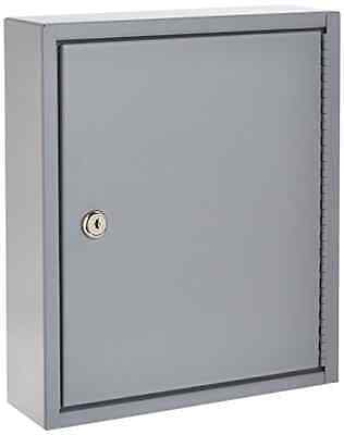 Business Commercial Key Cabinet Storage Box Lock Safe Lockbox Wall Mount Holder