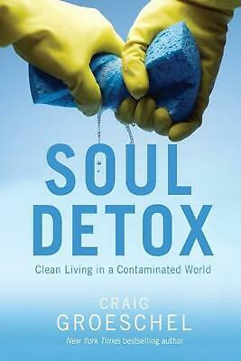 Soul Detox: Clean Living in a Contaminated World by Craig Groeschel (English) Pa