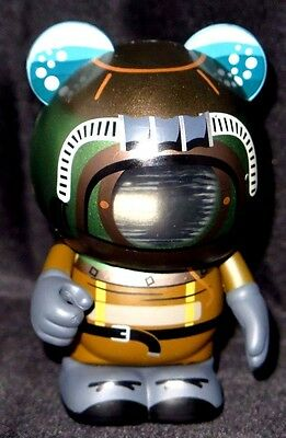 "NEW Disney Vinylmation Movieland Series 1 20,000 Leagues Diver 3"" Figure ONLY"