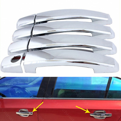 Chrome Door Handle Cover Trim For Chevrolet Cruze 2009 2010 2011 2012 2013 2014