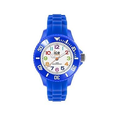 Ice Watch Ice Mini Blue Kids Watch MN.BE.M.S.12 - New in Box w Tags