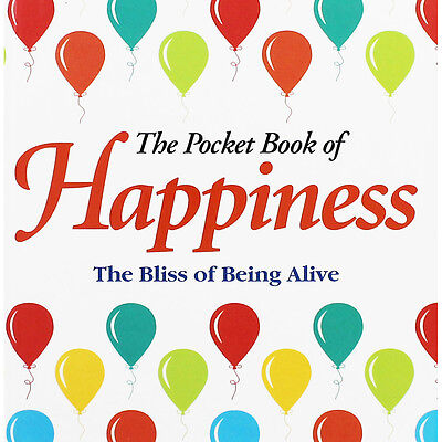 The Pocket Book of Happiness by Arcturus (Hardback), Non Fiction Books, New