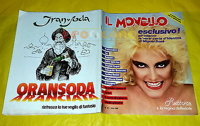 IL MONELLO 1980 n. 31 - Donatella Rettore, Pretenders, The Yes, Edoardo Bennato
