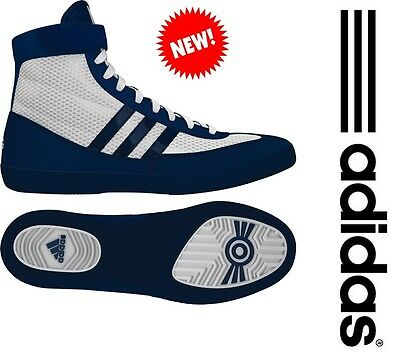 adidas Combat Speed 4 (boots) Boxing Wrestling Shoes KIDS Kinder Ringerschuhe