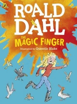 The Magic Finger / Roald Dahl 9780141369310