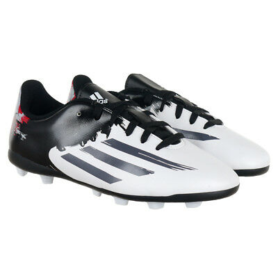the latest af9fb 4ff88 Adidas Messi 10.4 FxG Juniors Moulded Studs Soccer Shoes Kids Football  Trainers