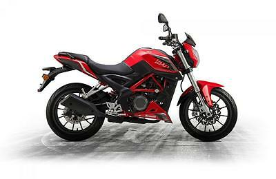 New Benelli Bn251 Motorcycle