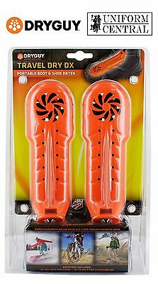 NEW DRYGUY Travel Dry DX Portable Shoe Boot Glove Heater Forced-Air Ski, Hunting
