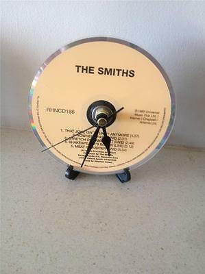 The Smiths Morrissey That Joke Isn't Funny Anymore CD Clock