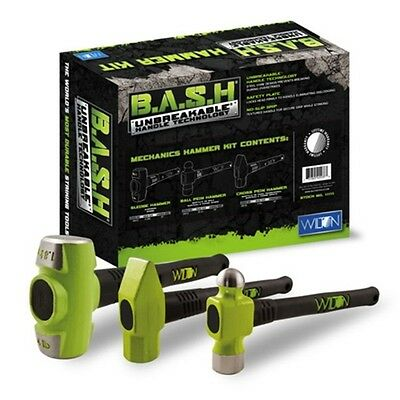 Wilton B.A.S.H Mechanics Hammer Kit - 11111