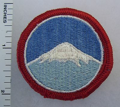 US ARMY FORCES FAR EAST SHOULDER PATCH, ORIGINAL COLD WAR Vintage G.I.