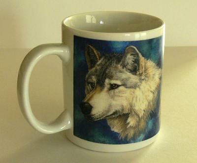 Coffee Mug / Cup - Wolves - Friends of the Forest - Wolf - Great Detail - 12oz