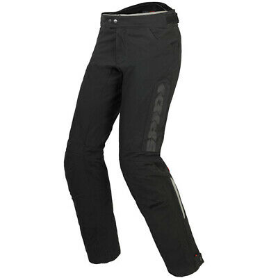 Spidi Thunder H2OUT Motorcycle Waterproof Textile Pants - Black