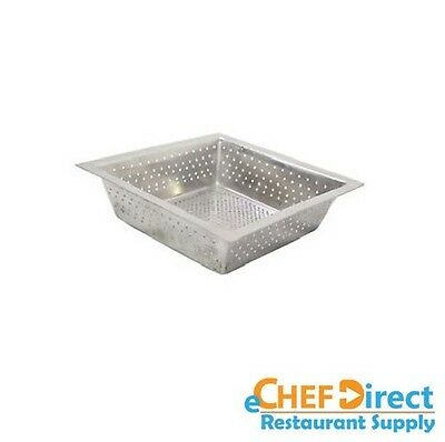 """Stainless Steel Floor Drain Strainer 10"""" X 10"""" X 3"""" - Free Shipping!!!"""
