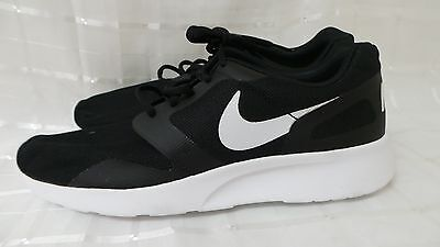 best website d09b2 aebc9 Mens Nike Kaishi NS Fashion Sneakers 747492-010 BlackWhite Size 10 186D