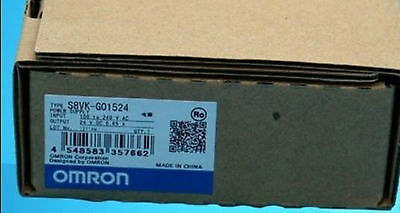 Omron S8VK-G01524 switching power supply NEW IN BOX