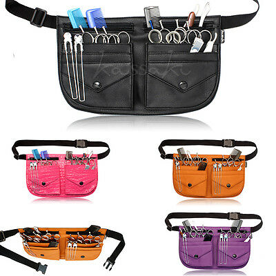 Kassaki Classic Mini Hairdressing Tool Belt Bag Scissor Pouch Shear Holster Case