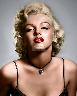 Marilyn Monroe Iconic Sex-Symbol Actress Stunning 8X10 Publicity Photo (Da-257)