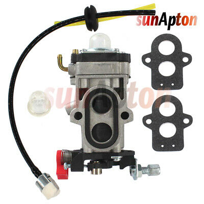 Carburetor Primer Bulb For Walbro WYA-79 Husqvarna 350BT 150BT Backpack Blower