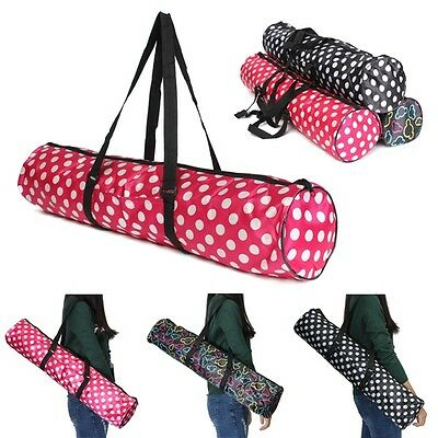 Waterproof Convenient Carrier Yoga Mat Bag Large Capacity Backpack Pouch