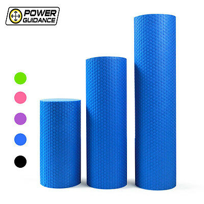 Trigger Point Foam Roller Solid Eva Fitness Muscle Tissue Massage Foam Rollers