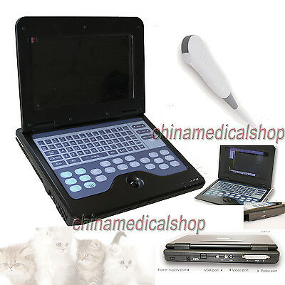 Cat/Dog/Vet/Animals use Digital Ultrasound diagnostic scanner micro convex probe