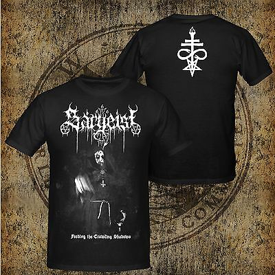 SARGEIST - Feeding The Crawling Shadows - T-Shirt [S-XL] /Horna, Behexen