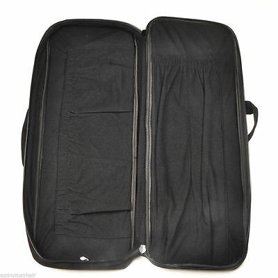 Black Inner Soft Plush Fabric Easy Carrying Hunting Archery Recurve Bow Bag